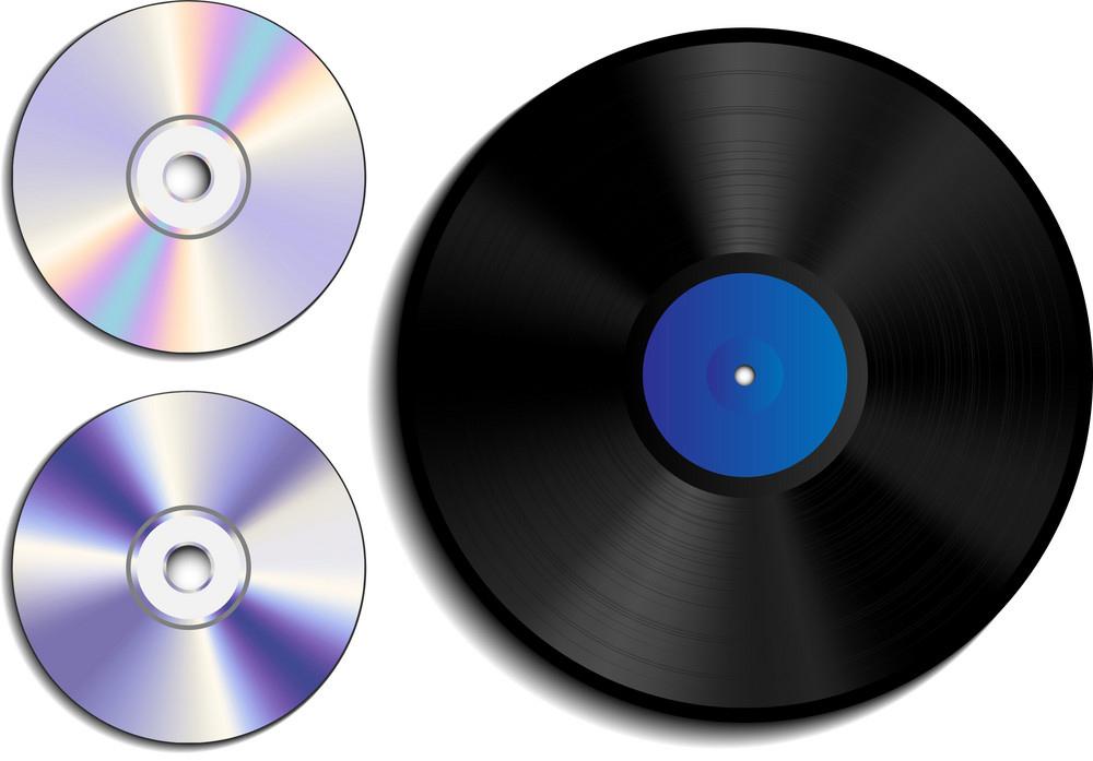 Пластинка или компакт диск?