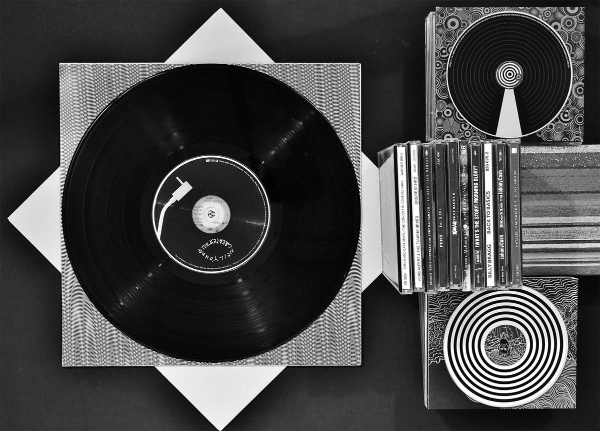Винил как противопоставление цифровым носителям музыки